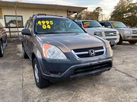 2004 Honda CR-V for sale at Port City Auto Sales in Baton Rouge LA