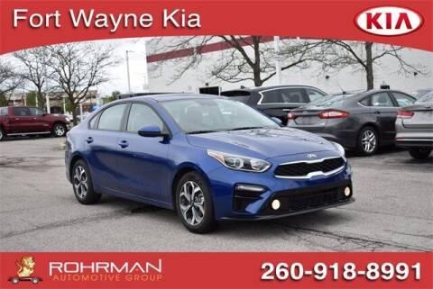 2019 Kia Forte for sale at BOB ROHRMAN FORT WAYNE TOYOTA in Fort Wayne IN