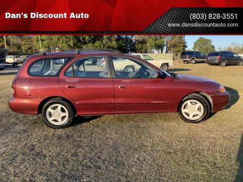 1999 Hyundai Elantra for sale at Dan's Discount Auto in Gaston SC
