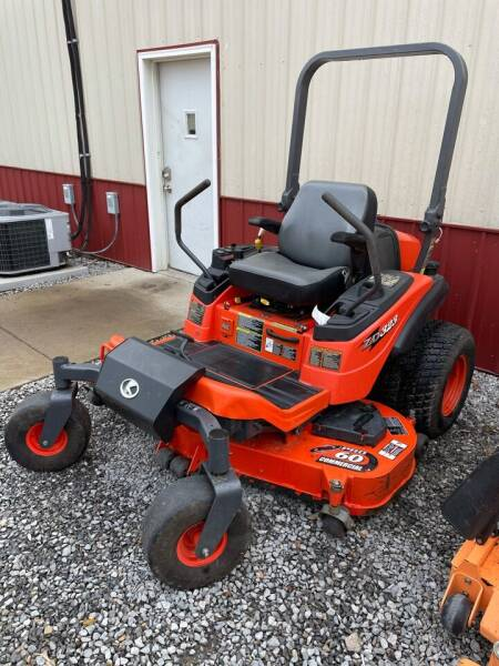"""Kubota ZD323 60"""" W/242Hrs for sale at Ben's Lawn Service and Trailer Sales in Benton IL"""