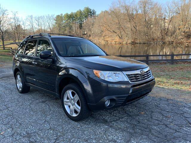 2010 Subaru Forester for sale at Matrix Autoworks in Nashua NH