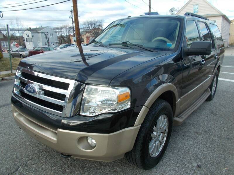2012 Ford Expedition for sale at Mercury Auto Sales in Woodland Park NJ