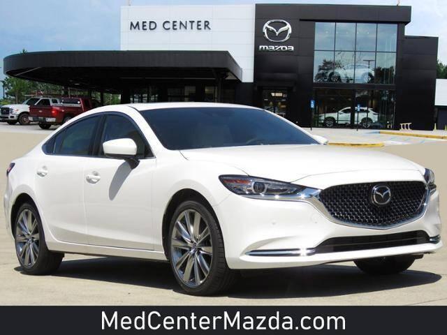 2021 Mazda MAZDA6 Signature