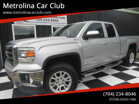 2014 GMC Sierra 1500 for sale at Metrolina Car Club in Matthews NC