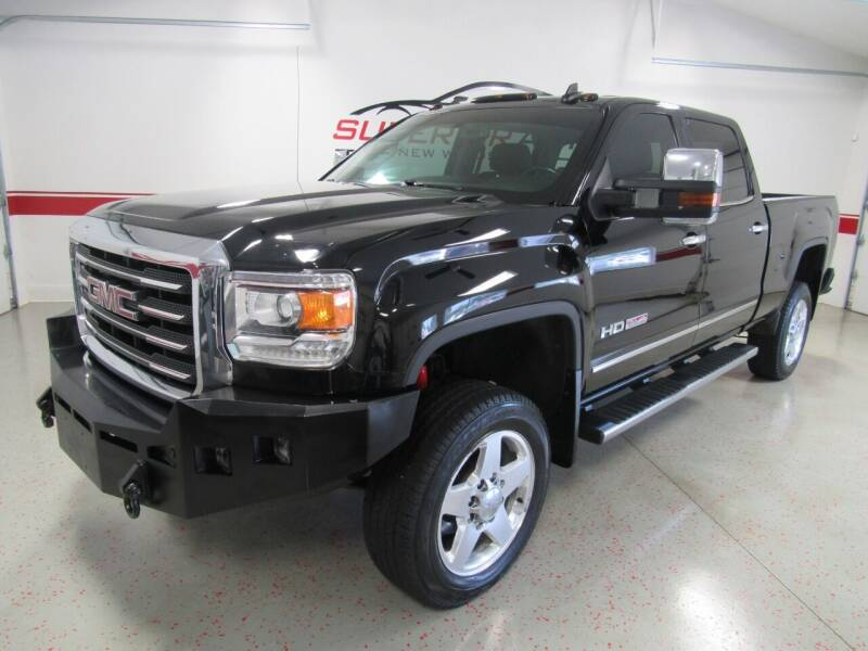 2015 GMC Sierra 2500HD for sale at Superior Auto Sales in New Windsor NY