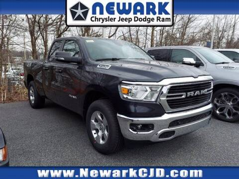 2021 RAM Ram Pickup 1500 for sale at NEWARK CHRYSLER JEEP DODGE in Newark DE