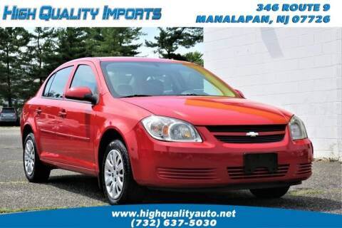2010 Chevrolet Cobalt for sale at High Quality Imports in Manalapan NJ