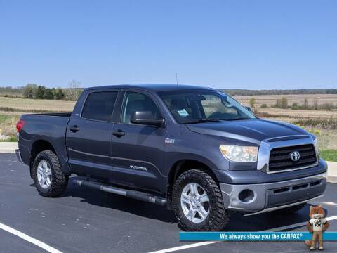 2007 Toyota Tundra for sale at Bob Walters Linton Motors in Linton IN