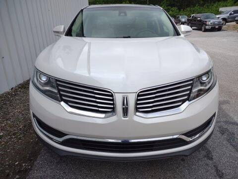 2018 Lincoln MKX for sale at CU Carfinders in Norcross GA