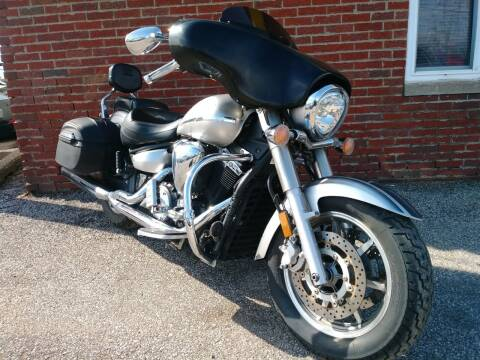 2007 Yamaha XVS 1300 V-STAR for sale at Gold Class Motors Inc in Parma OH