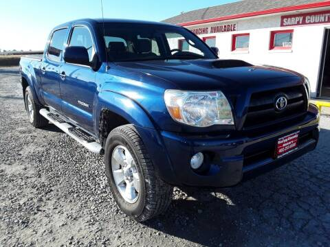 2007 Toyota Tacoma for sale at Sarpy County Motors in Springfield NE