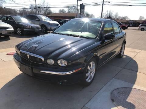 2004 Jaguar X-Type for sale at Barga Motors in Tewksbury MA