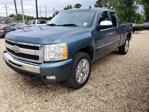 2011 Chevrolet Silverado 1500 for sale at Community Auto Specialist in Gonzales LA