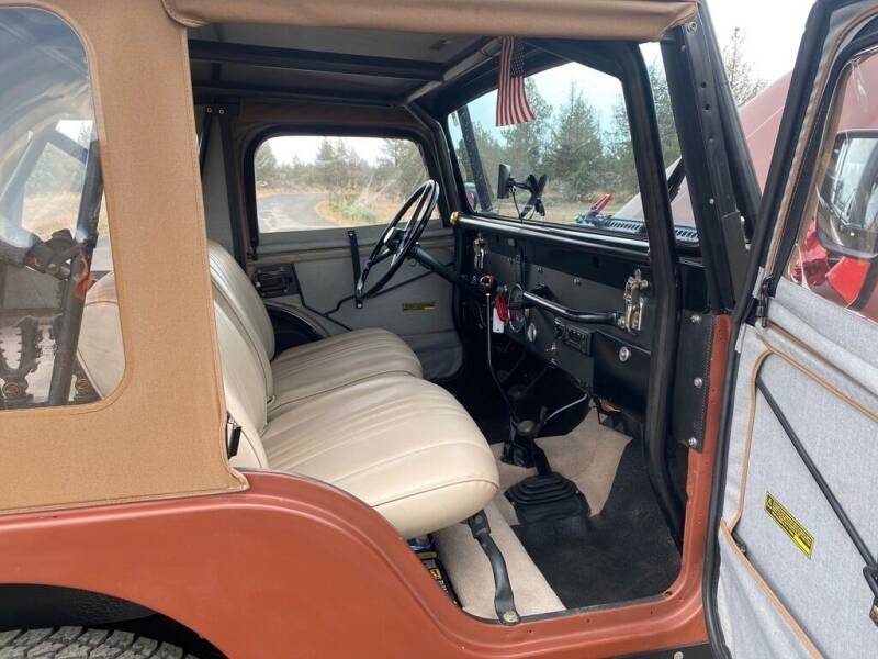 1974 Jeep CJ-5  - Bend OR