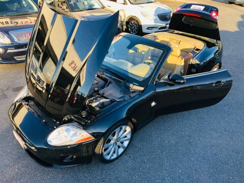 2008 Jaguar XK-Series for sale at Trimax Auto Group in Norfolk VA