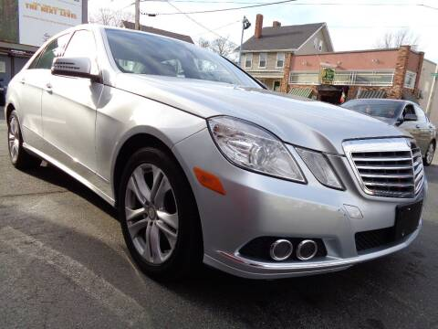 2011 Mercedes-Benz E-Class for sale at Best Choice Auto Sales Inc in New Bedford MA