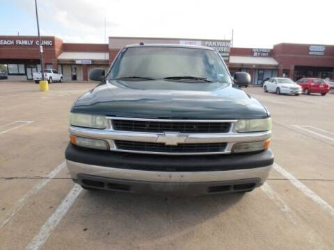 2004 Chevrolet Tahoe for sale at MOTORS OF TEXAS in Houston TX