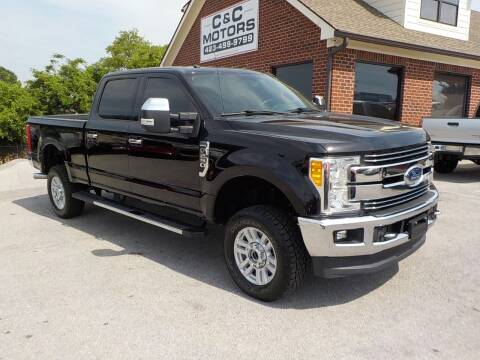 2017 Ford F-250 Super Duty for sale at C & C MOTORS in Chattanooga TN