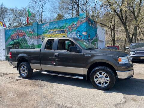 2008 Ford F-150 for sale at Showcase Motors in Pittsburgh PA