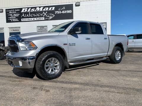 2013 RAM Ram Pickup 1500 for sale at BISMAN AUTOWORX INC in Bismarck ND