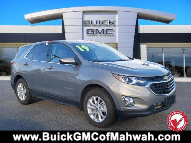 2019 Chevrolet Equinox for sale at Classified pre-owned cars of New Jersey in Mahwah NJ
