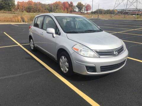 2011 Nissan Versa for sale at Quality Motors Inc in Indianapolis IN