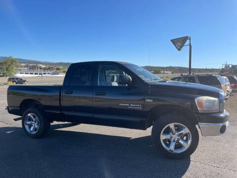 2006 Dodge Ram Pickup 1500 for sale at Skyway Auto INC in Durango CO