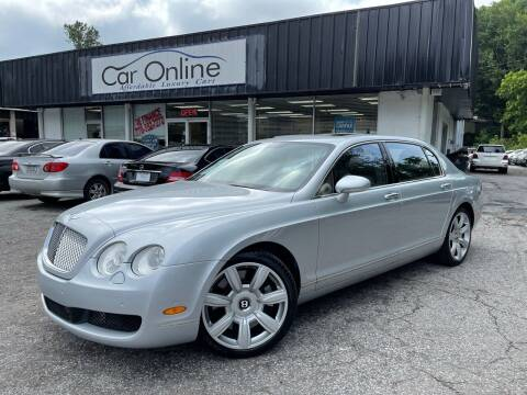 2007 Bentley Continental for sale at Car Online in Roswell GA