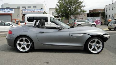 2011 BMW Z4 for sale at AFFORDABLE MOTORS OF BROOKLYN in Brooklyn NY
