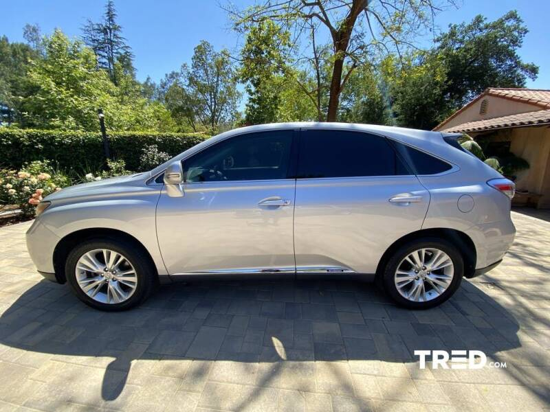 2011 Lexus RX 450h for sale in Los Angeles, CA