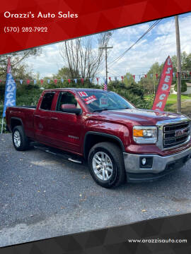 2014 GMC Sierra 1500 for sale at Orazzi's Auto Sales in Greenfield Township PA