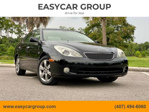 2006 Lexus ES 330 for sale at EASYCAR GROUP in Orlando FL
