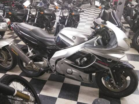 2005 Yamaha YZF-R600 for sale at Irv Thomas Honda Suzuki Polaris in Corpus Christi TX