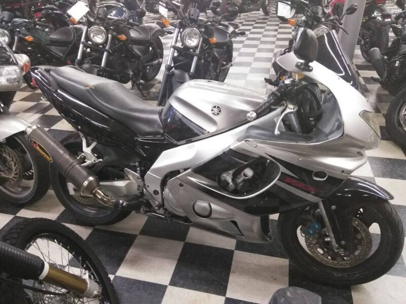 2005 Yamaha YZF-R600 for sale at Irv Thomas Honda Suzuki Polaris in Corpus Christi TX