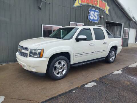 2009 Chevrolet Avalanche for sale at CARS ON SS in Rice Lake WI