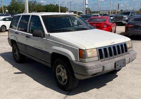 1997 Jeep Grand Cherokee for sale at Cobalt Cars in Atlanta GA