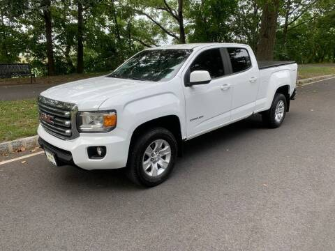 2018 GMC Canyon for sale at Crazy Cars Auto Sale in Jersey City NJ