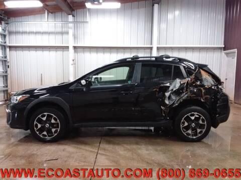 2018 Subaru Crosstrek for sale at East Coast Auto Source Inc. in Bedford VA
