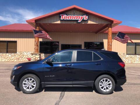 2020 Chevrolet Equinox for sale at Tommy's Car Lot in Chadron NE