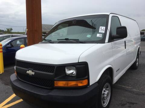 2004 Chevrolet Express Cargo for sale at Berk Motor Co in Whitehall PA