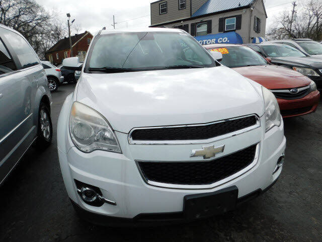 2013 Chevrolet Equinox for sale at WOOD MOTOR COMPANY in Madison TN