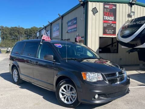 2019 Dodge Grand Caravan for sale at Premium Auto Group in Humble TX