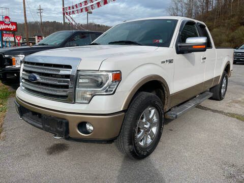 2014 Ford F-150 for sale at Turner's Inc in Weston WV