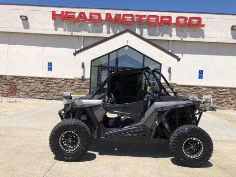 2016 Polaris RZR XP® 1000 EPS Titanium for sale at Head Motor Company - Head Indian Motorcycle in Columbia MO