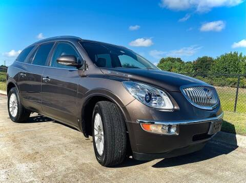 2009 Buick Enclave for sale at ELITE AUTO EXPERT in Houston TX