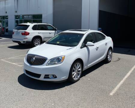 2012 Buick Verano for sale at Super Bee Auto in Chantilly VA