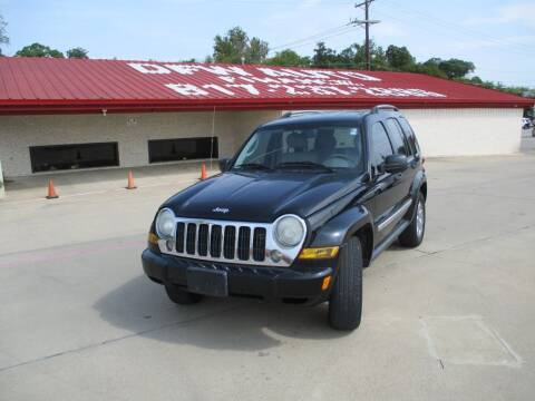 2007 Jeep Liberty for sale at DFW Auto Leader in Lake Worth TX