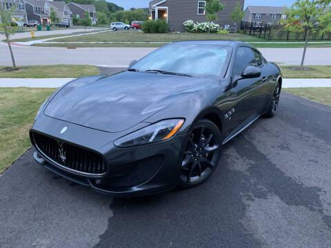 2013 Maserati GranTurismo for sale at Buy A Car in Chicago IL
