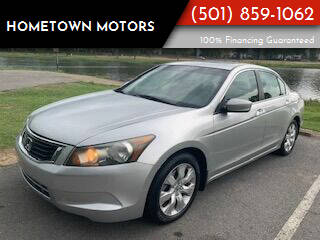 2009 Honda Accord for sale at Hometown Motors in Maumelle AR
