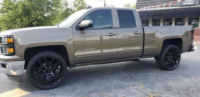 2015 Chevrolet Silverado 1500 for sale at Yep Cars in Dothan AL